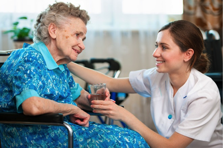 national nursing assistants week
