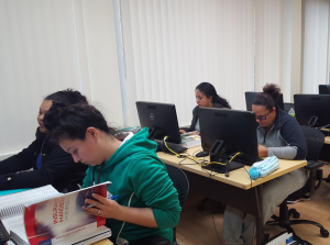 medical billing and coding students