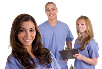 nursing assistants