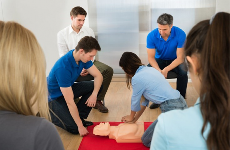 Training Direct CPR Classes